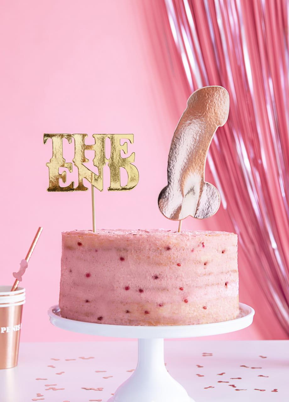 najlepsze ciasta na mały penis