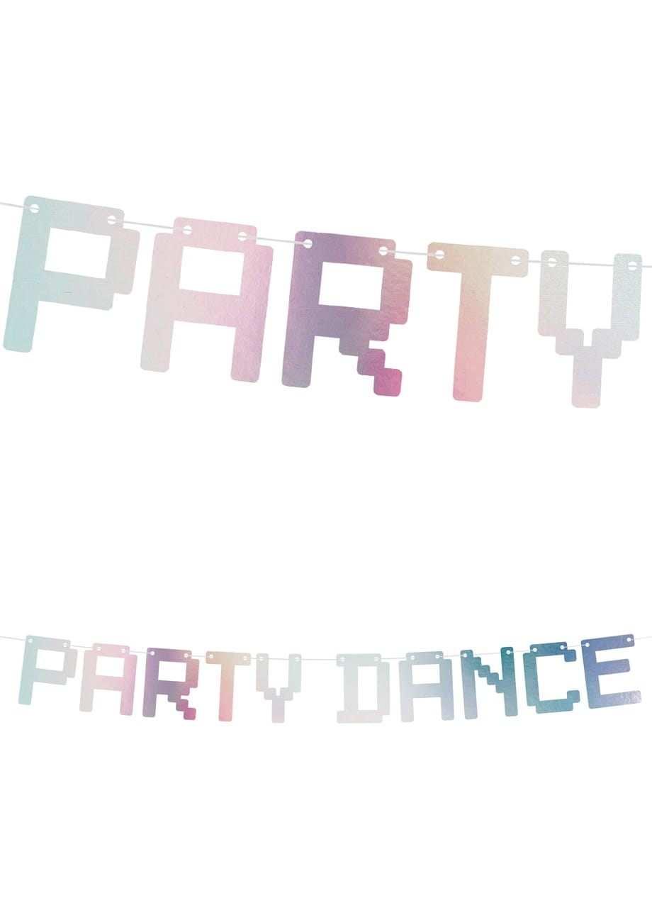 Girlanda PARTY DANCE 1.3m