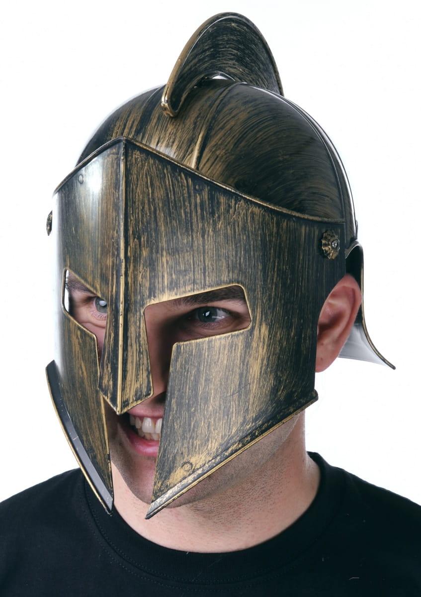 Hełm Gladiator Akcesoria Do Kostiumów Sklep Partyboxpl