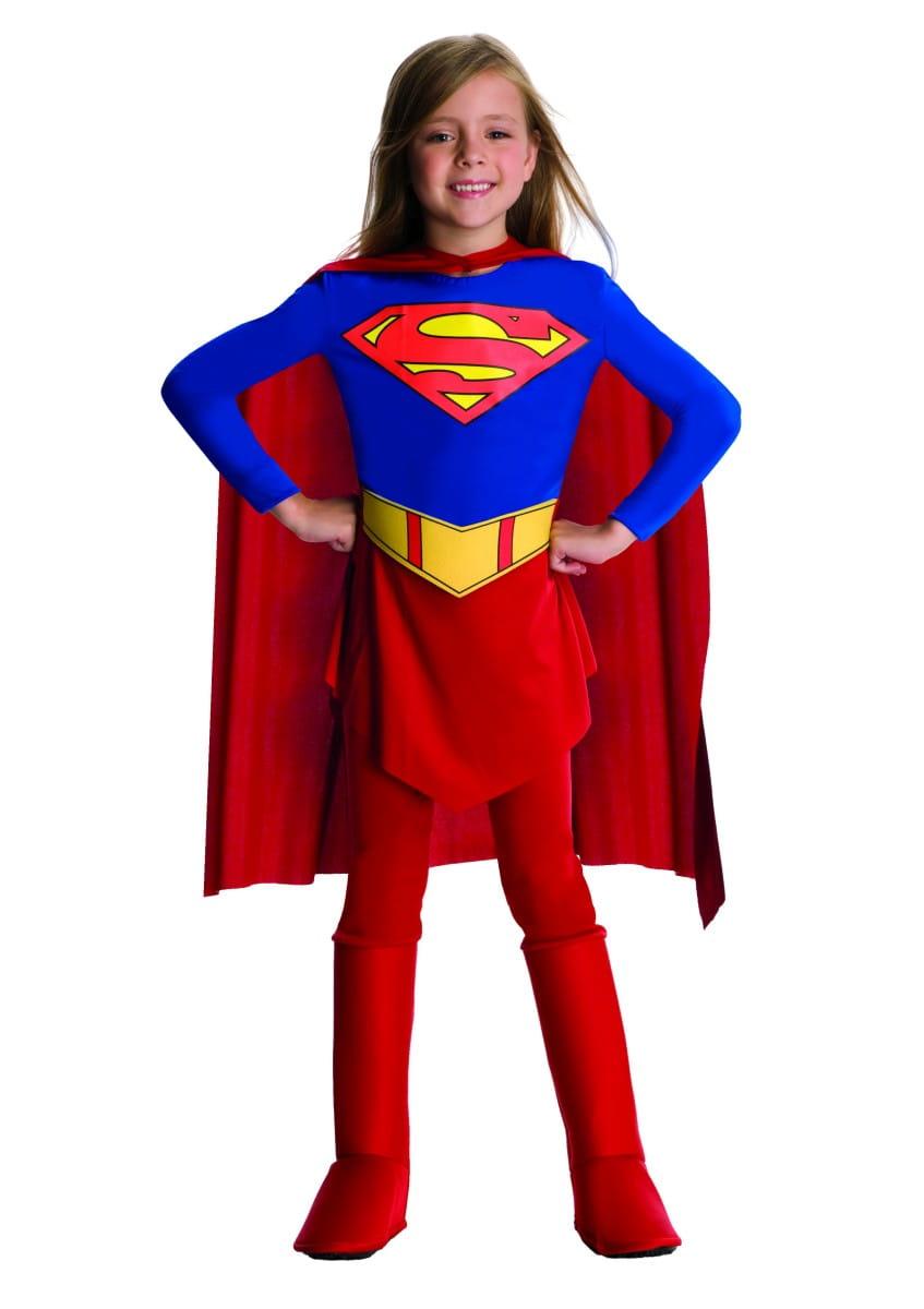 07a07c0893c22b Strój dziecięcy SUPERGIRL / Stroje Supermana - sklep PartyBox.pl