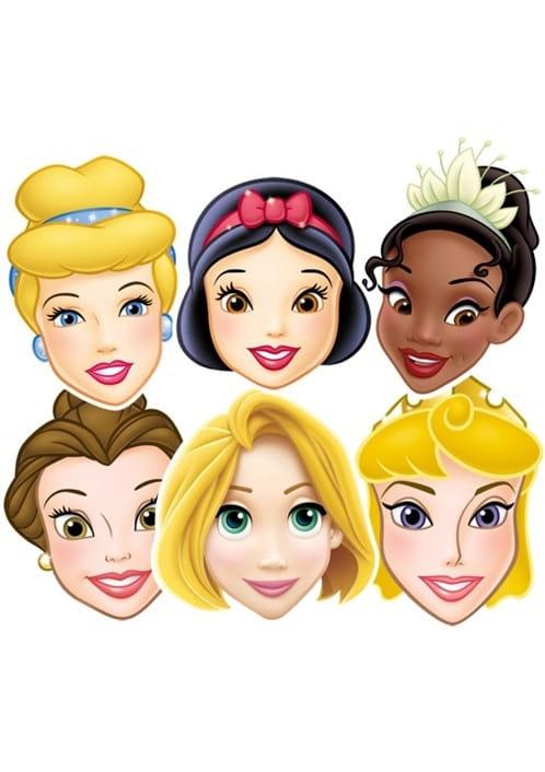 księżniczki Disneya z kreskówek