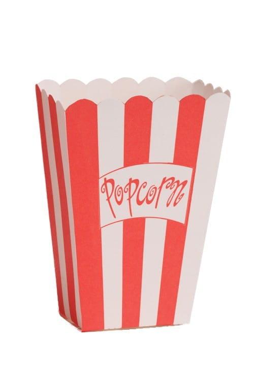 Pudełka na popcorn (8szt.)