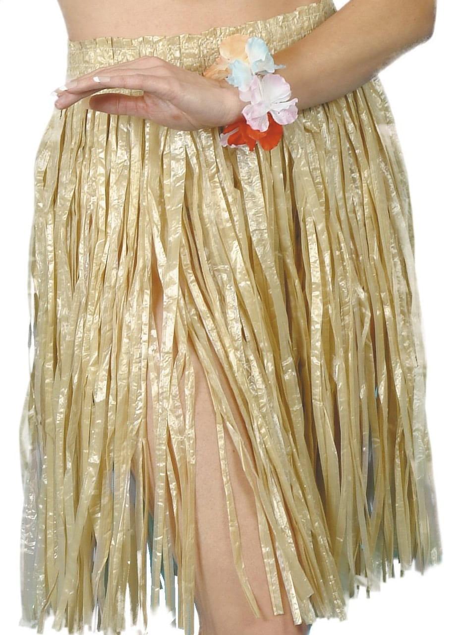 Spódnica hawajska HULA złota