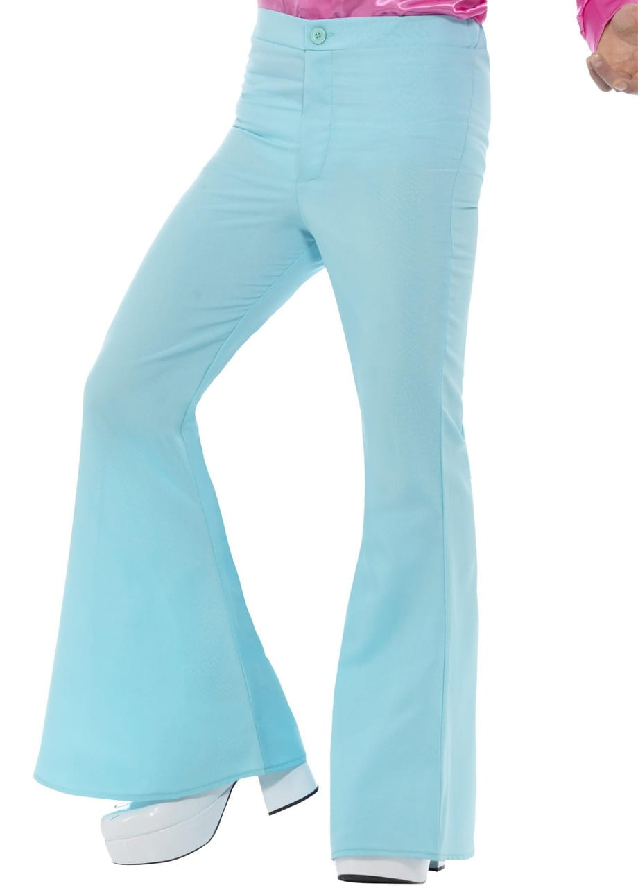 d8b8370f6af76 Spodnie męskie dzwony niebieskie / Spodnie - sklep PartyBox.pl