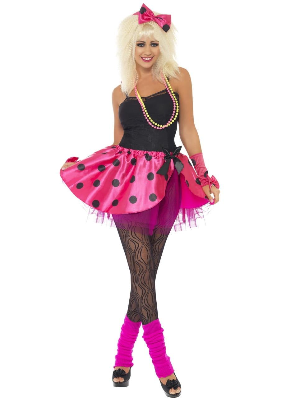 Zestaw Neon Girl Lata 80 I 90 Sklep Partyboxpl
