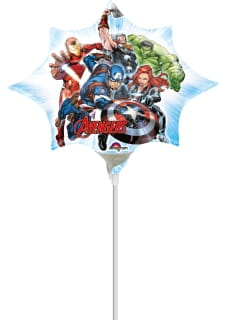 Balon foliowy AVENGERS mini