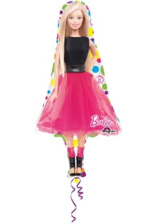 Balon foliowy BARBIE 106cm
