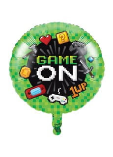 Balon foliowy GAME ON 46cm