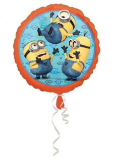 Balon foliowy mini MINIONKI
