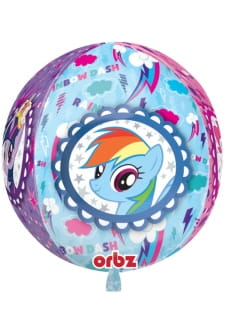 Balon foliowy MY LITTLE PONY (38cm)