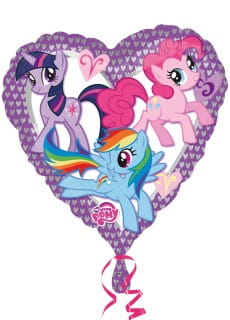 Balon kucyki Pony MY LITTLE PONY 43cm