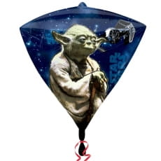 Balon foliowy STAR WARS diament
