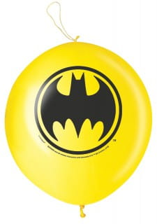 Balony BATMAN (2szt.)