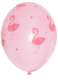 Balony FLAMINGI (5szt.)