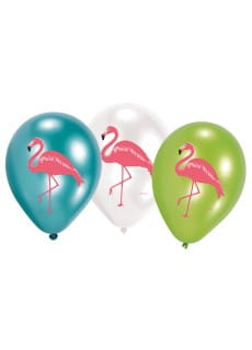 Balony FLAMINGO (6szt.)