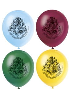 Balony lateksowe HARRY POTTER (8szt.)
