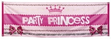 Baner PARTY PRINCESS
