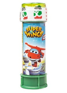 Bańki mydlane SUPER WINGS 60ml