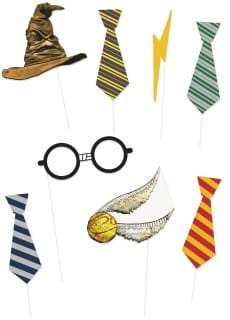 Rekwizyty do fotobudki HARRY POTTER