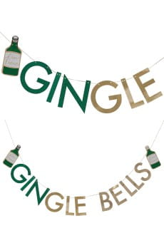 Girlanda GINGLE BELLS 2m