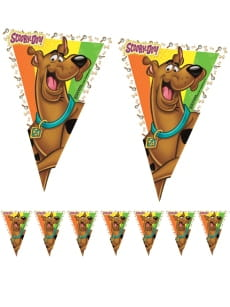 Girlanda flagi SCOOBY DOO