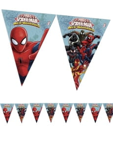 Girlanda flagi ULTIMATE SPIDERMAN