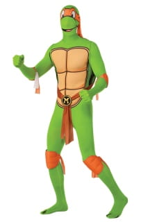 Strój MICHELANGELO Second Skin