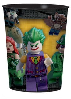 Kubek plastikowy LEGO BATMAN 473ml