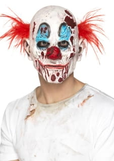Maska ZOMBIE CLOWN