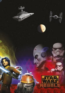 Obrus STAR WARS REBELS