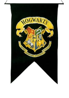 Proporzec HOGWART Harry Potter