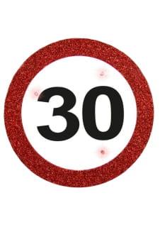 30 Urodziny Pomysły Dekoracje Zaproszenia Partyboxpl
