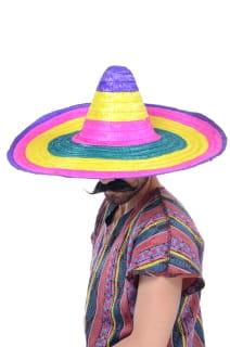 Sombrera • Kapelusze meksykańskie | sklep Partybox