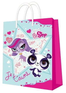 Torebka na prezent LITTLEST PET SHOP