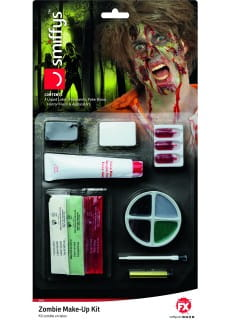 Zestaw Make Up ZOMBIE